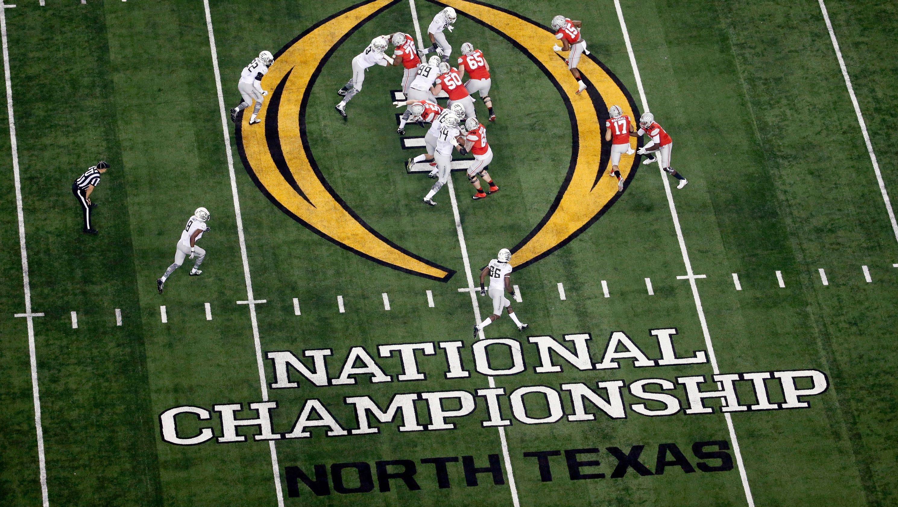 college football championship caa football news