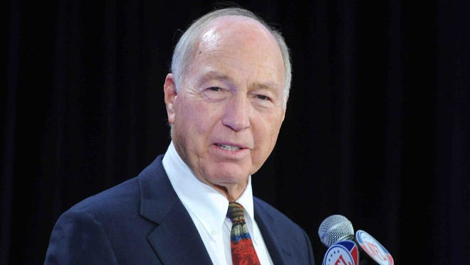 Former Packers quarterback Bart Starr suffered a heart attack, two strokes and a four seizures in September 2014.