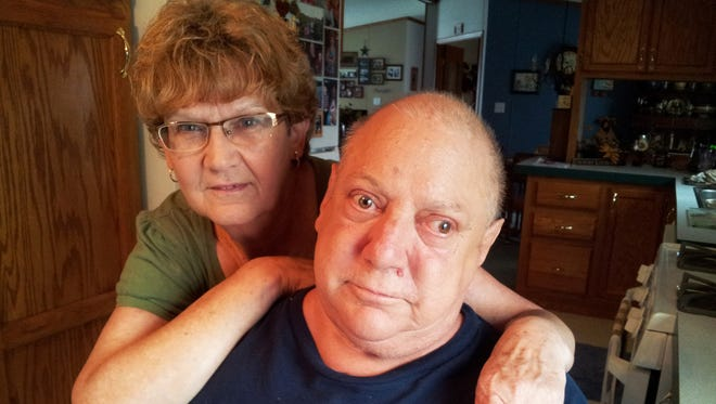 Beginning in 2013, Vicki and Philip Cusumano have contacted Hartland Meadows management on several occasions, the lawsuit states, but the situation remained unresolved.