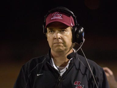 Ron Wisniewski, who led Red Mountain to the 6A semifinals, says he is a finalist for the Notre Dame job