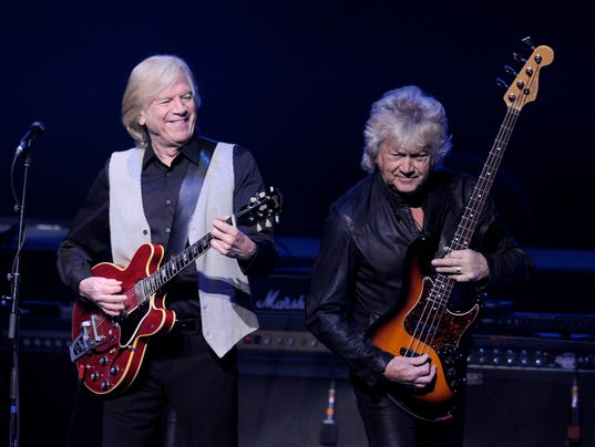 The Moody Blues Perform At The Nokia Theatre L.A. Live