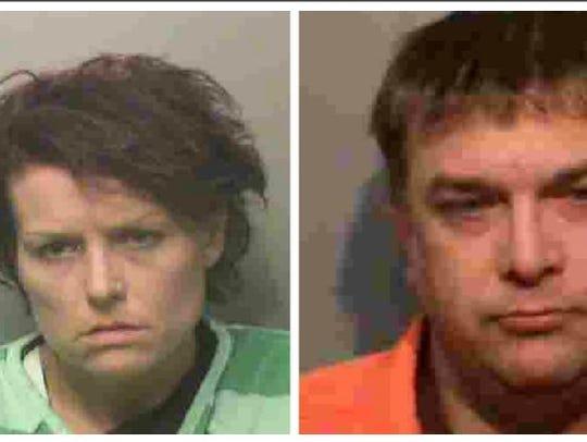 William Edgar Burton II, 45, and Crystal Raye Purdy,
