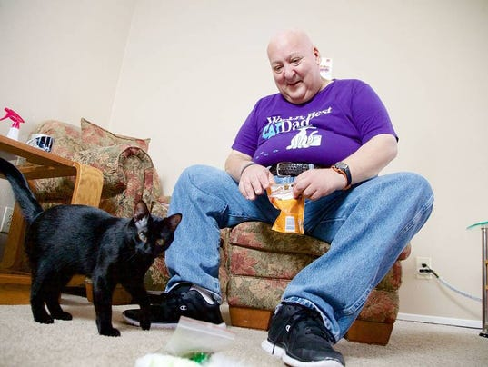 Black Cat Saves Owner's Life