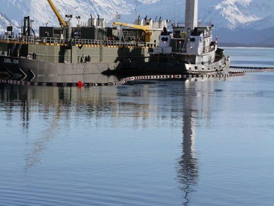 Exxon Valdez recovery