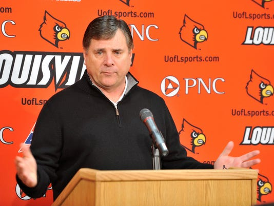 TITLE: Jurich: From Day One, hiring was a mismatch