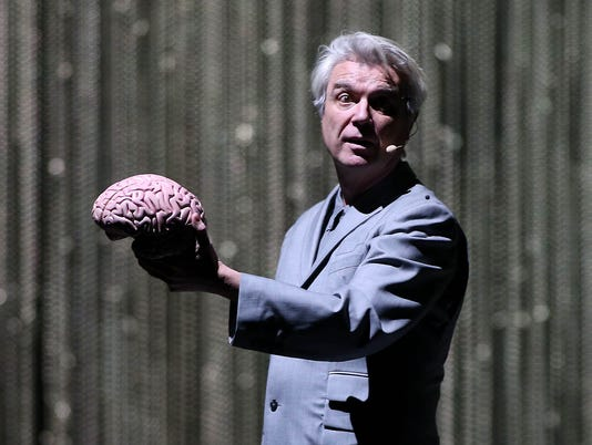 David Byrne at Mesa Arts Center