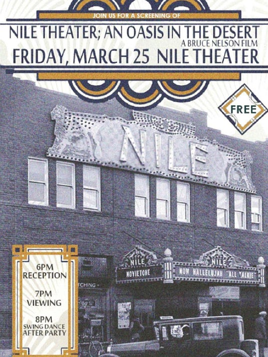 Mesa history: The 92-year-old theater will host the premier of a documentary dedicated to it on Friday, March 25