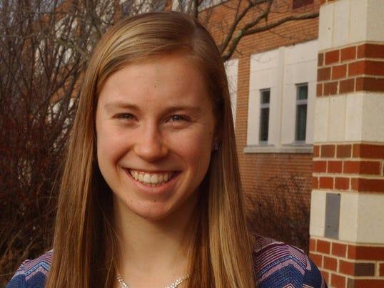 Shelby Stenzel of Buffalo Gap
