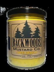 Backwoods Mustard Co., has won several awards.