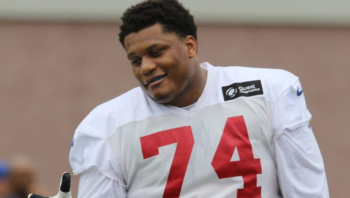 Sullivan: All eyes on Ereck Flowers, Giants' most important player