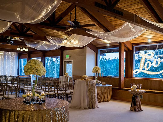 After the busy spring and summer wedding season, Tannenbaum