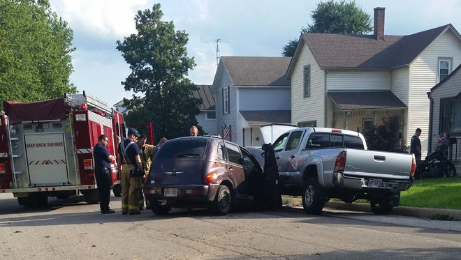 Police investigate a July wreck that they believe have been caused by a driver impaired by drug use.