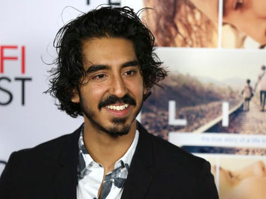 "FILE - In this Nov. 11, 2016 file photo, Dev Patel arrives at the premiere of ""Lion"" during the AFI Fest at the TCL Chinese 6 Theatres in Los Angeles. When talking about diversity and the Oscars, the acting categories are the most visible and often the most likely to provoke. The sole non-black acting nominee of color this year was British-Indian actor Patel for his supporting performance in ""Lion."" (Photo by Rich Fury/Invision/AP, File)"