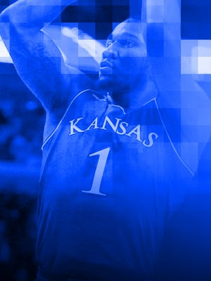 Wayne Seldon Jr. returns for the Jayhawks after averaging 9.7 points a game last season.