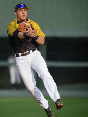 Alabama State shortstop Emmanuel Marrero is the highest draft pick ever for the school after being selected by the Phillies on Friday in the seventh round.