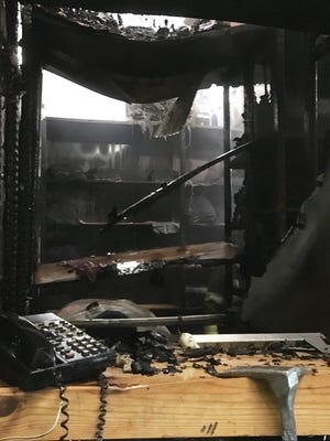 Crews from Lewes, Rehoboth Beach and Indian River responded to a structure fire at Polo in the Tanger Outlets near Midway on Coastal Highway around 4:20 a.m. Thursday morning.