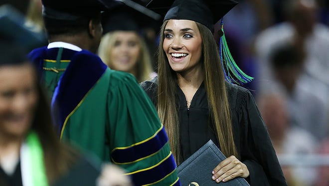 Post-secondary graduates, like those at FGCU, are leaving school over a trillion dollars in debt.