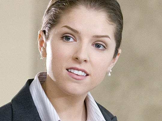 """Anna Kendrick plays Natalie, who has ideas on cutting corporate costs, in """"Up in the Air."""""""