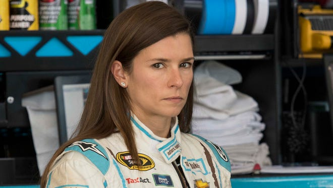 Danica Patrick finished 24th in the 2016 NASCAR Cup standings.