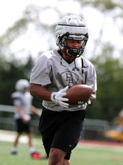 Justin Bryant returns as one of two first-team All-Area