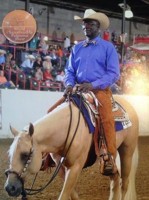 Glendale resident Robert Smith is the resident horse trainer at Sundancer Stables.