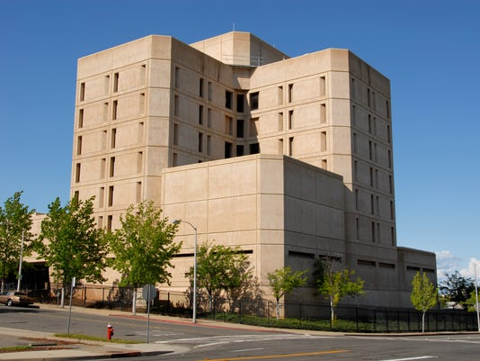 #stockphoto - Shasta County Jail