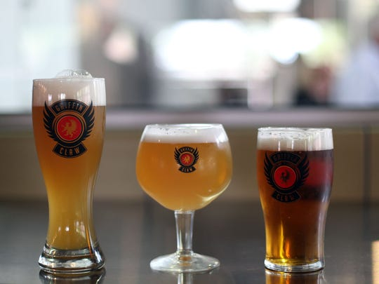Griffin Claw Brewing Co. opened in Birmingham in 2013. Its planned Rochester Hills location is expected to open in early 2018.
