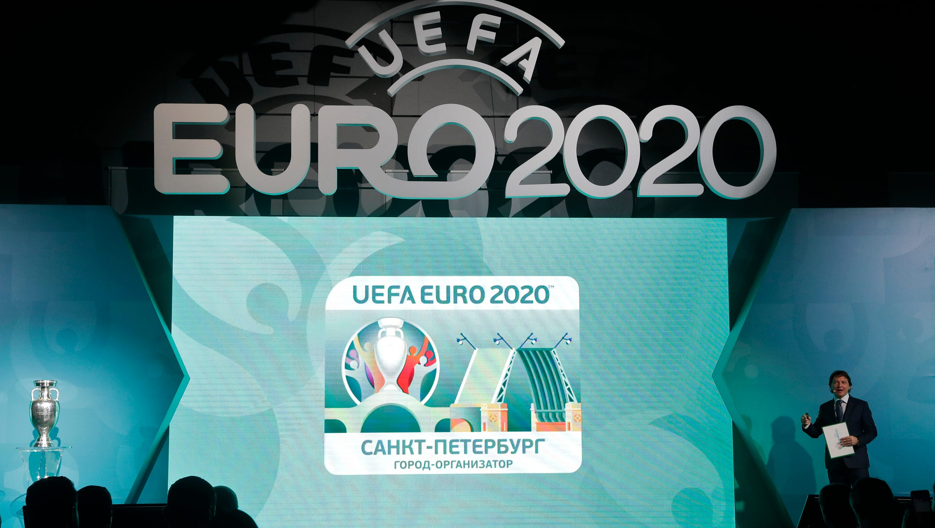 UEFA president says travel tricky for fans at Euro 2020