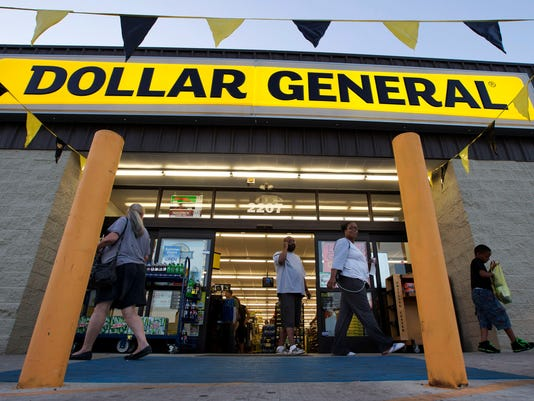 AP DOLLAR GENERAL FAMILY DOLLAR F A FILE USA TX