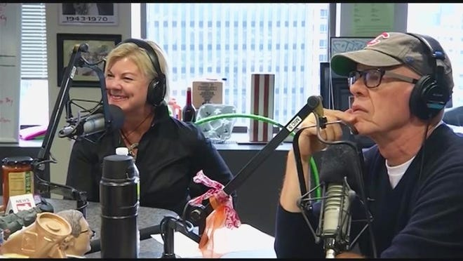 Fired radio hosts Kimberly and Beck have issued an apology for the racist comments that led to their firing.