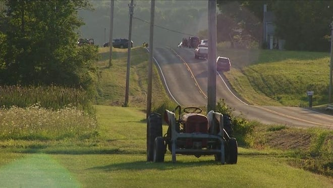 An effort is underway to help the family riding in a horse and buggy who were injured, some critically, in a collision on Sunday.