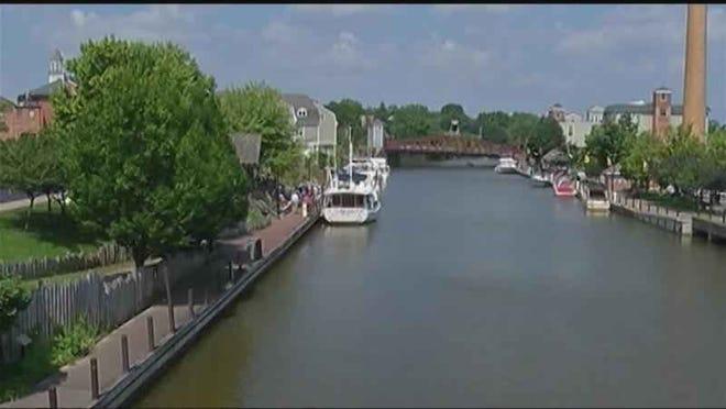 Man found dead in Erie Canal