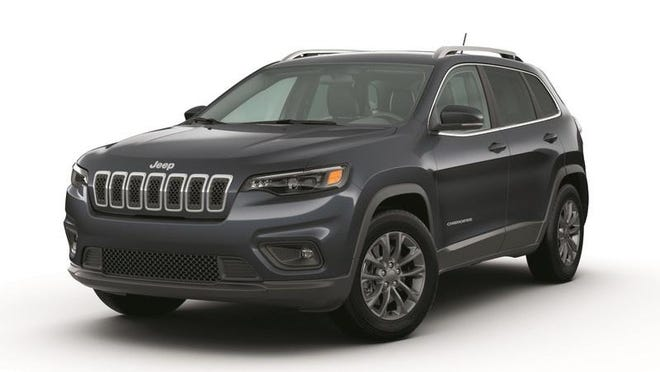 The Jeep Cherokee Latitude LUX is a new model for 2021 and is being produced at the Belvidere Assembly Plant. It should be in dealerships within weeks.