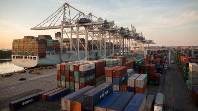 The Port of Savannah is an economic engine for Savannah and is expected to continue doing well.