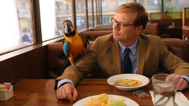 """Andy Daly as Forrest MacNeil in """"Review"""""""