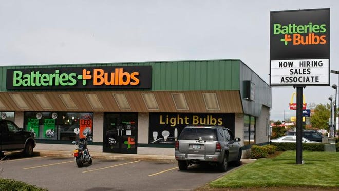 Marion County has temporarily stopped accepting batteries for recycling from Salem's Batteries Plus Bulbs. The Battery Source has been shipping batteries from its other stores to the Batteries Plus Bulb store, on Lancaster Drive NE, since Marion County's battery recycling program began in 1999, to be recycled as if they came from Marion County residents.