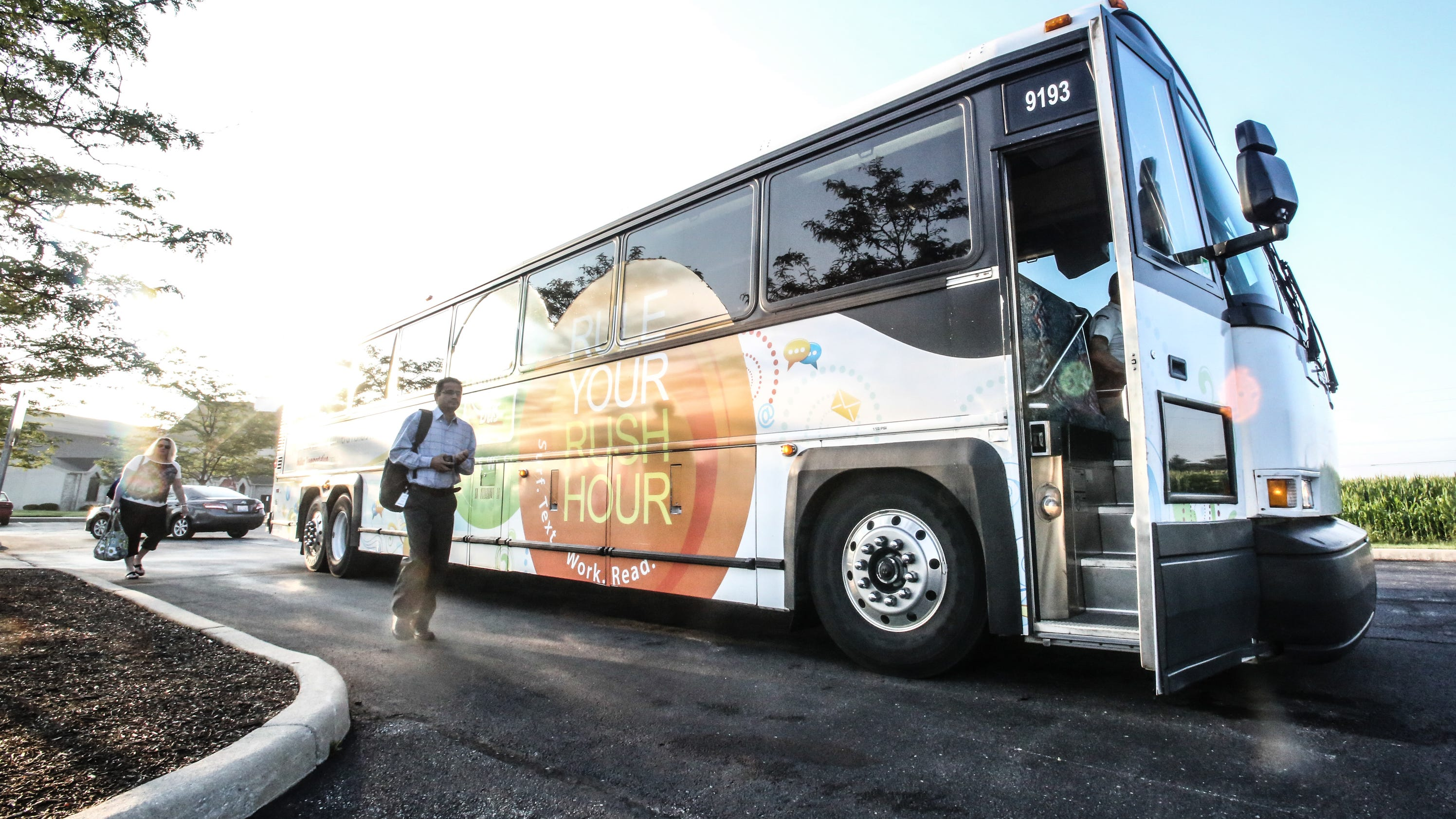 Cirta Reduces Commuter Bus Schedule For Fishers Carmel
