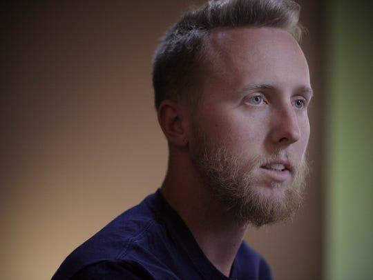 Brendan McDonough, lone surviving member of the Granite