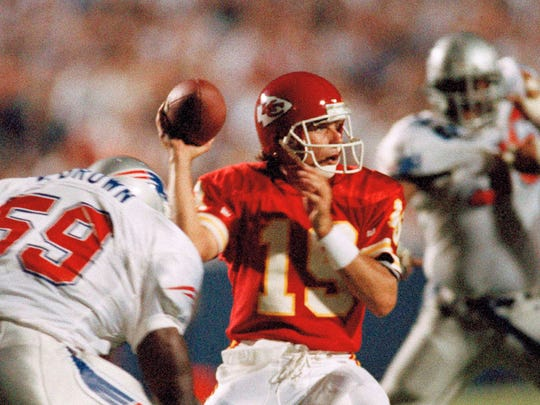 Joe Montana was the ultimate winner with the San Francisco 49ers before he was pushed aside for Steve Young. Montana then played for the Chiefs.