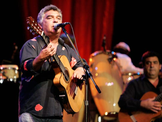 The Gipsy Kings, featuring Nicolas Reyes and Tonino Baliardo, 9 p.m., Morongo Casino Resort and Spa, 49500 Seminole Drive, Cabazon. $70-$85. (951) 849-3080