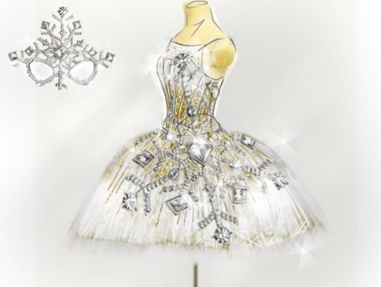 Ballet Vero Beach is relying on exclusive costumes