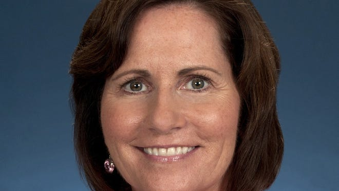 American Julie Hamp, 55, is Toyota's managing officer and chief communications officer. Toyota's highest-ranking female executive was arrested at a Tokyo hotel on June 18, 2015, on suspicion of importing a painkiller that is illegal under Japan's strict drug laws, reports said.