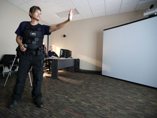 Fox Valley Technical College  Law Enforcement 720 Academy