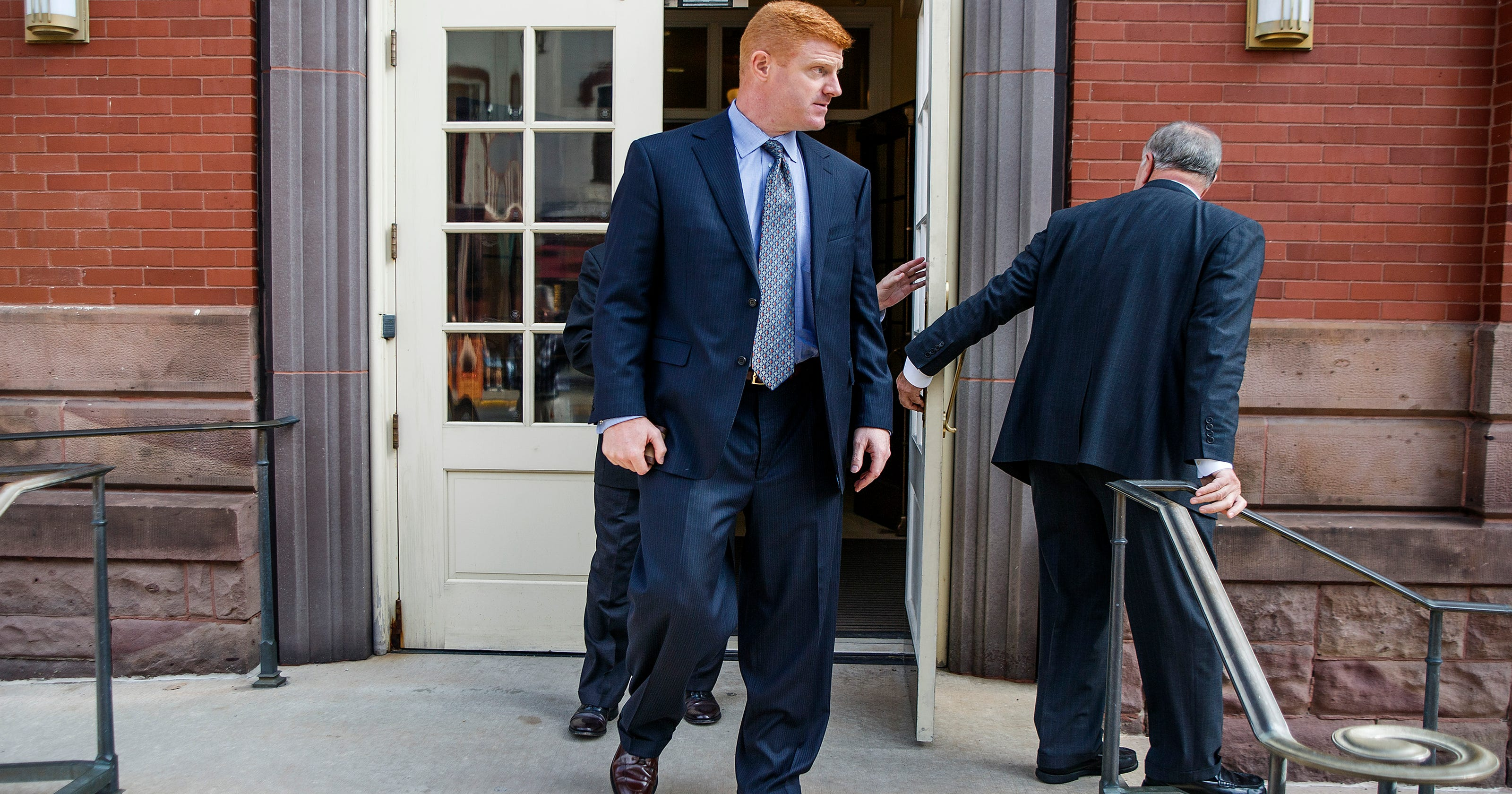 Mike McQueary testifies in whistleblower lawsuit against ...