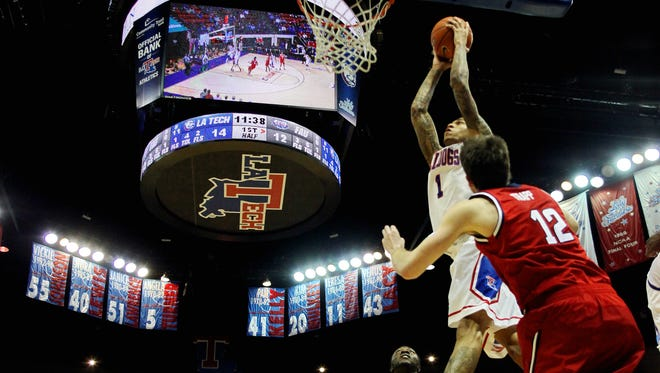 Louisiana Tech, UTEP, UAB and Western Kentucky are among the four main contenders for the C-USA regular season title.