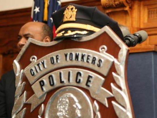 YONKERS badge