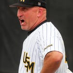 Southern Miss head coach Scott Berry guided the Golden Eagles to a 36-18-1 record this season.