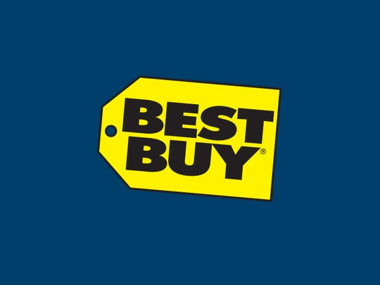 The old Best Buy logo.