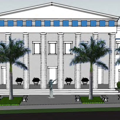 Athenian Charter Academy of Estero might be built on