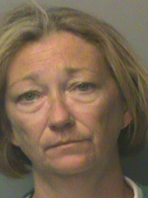 Laura Townsend-Edler, 51, of Gladbrook was arrested July 24 after she allegedly stole pain medications from patients, according to court records.
